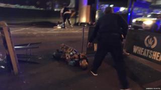 Фото предполагаемого участника нападений в Лондоне