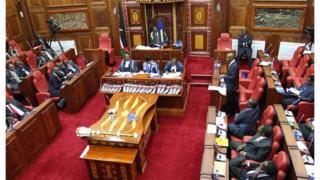 Bunge la seneti nchini Kenya lataka mjadala wa uma kufanywa kuhusu sheria ya uchaguzi