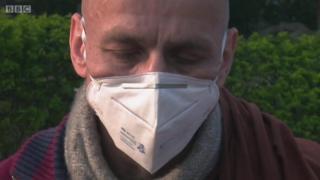 Poluição em Lumbini, Nepal
