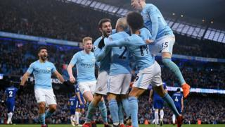 Manchester City impressionne toujours