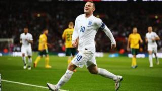 Wayne Rooney astaafu soka ya kimataifa