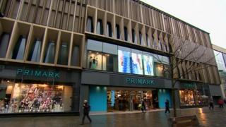 Primark in Newcastle