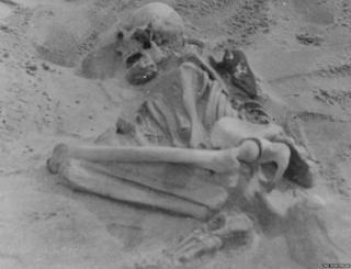 Neolithic skeleton found on Tiree