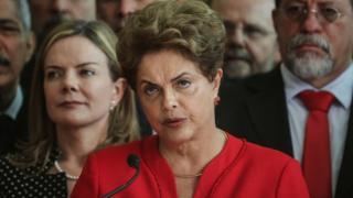 Dilma Rousseff, 31 Aug