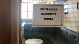 Bournemouth hospital meeting room