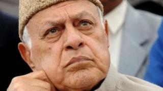 फारुख अब्दुल्ला, जम्मू काश्मीर, पीएसए अॅक्ट
