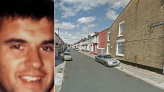 Richard Clayton and Belgrave Road