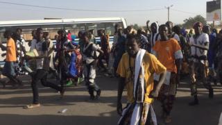 Les Sénégalais et la diaspora se sont rendus par milliers à la Grande Mosquée de Touba pour célébrer la vie de leur chef spirituel Cheikh Ahmadou Bamba.