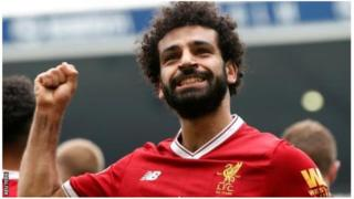 Mu mwaka ushize Mohamed Salah yatsinze ibitego 32 muri shampiyona y'umupira w'amaguru mu Bwongereza izwi nka Premier League