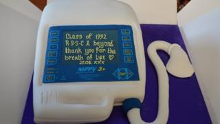 ventilator cake