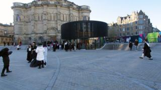 McEwan Hall, Edinburgh (contract value not for publication) - LDN Architects for The University of Edinburgh