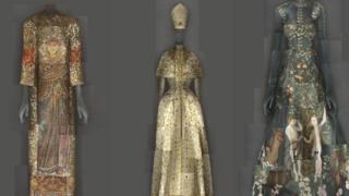 许多即将在此次大都会艺术博物馆春季展览上展出的服装出自全球最赫赫有名的时尚设计师之手