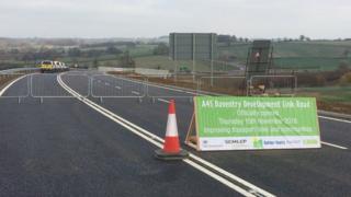 A45 link road