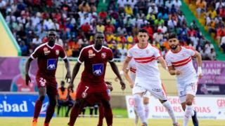 Zamalek-Generation Foot: la Caf annonce une enquête