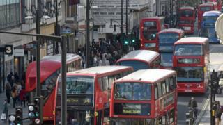 Will added noise make London's buses safer?