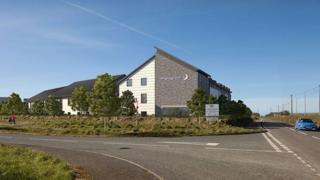 Premier Inn design for St Davids