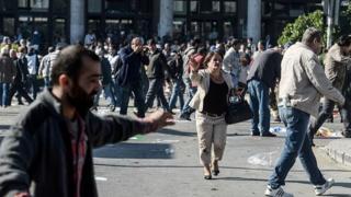 Ankara gar saldırısı