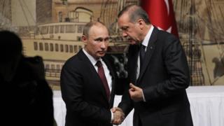 İki lider 2012'de İstanbul'da Suriye'yi görüşmek için bir araya gelmişti