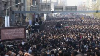 مراسم تشییع هاشمی رفسنجانی