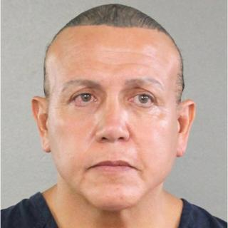 Cesar Sayoc booking photo