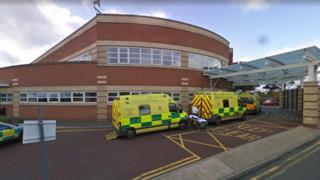 Worcestershire Royal Hospital A&E