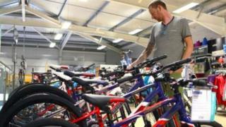 Sir Bradley Wiggins has designed a bike range for Halfords