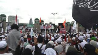 FPI, Rizieq Shihab, aksi 212, Gedung MPR/DPR