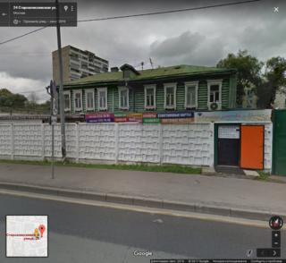 Дом на Староалексеевской