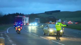 Man denies causing A90 Aberdeenshire crash in which three died