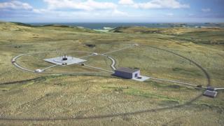 Artwork: Sutherland launch pad