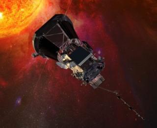 ยานสำรวจอวกาศ มีกำหนดจะถูกปล่อยขึ้นจากเคป คานาเวอรัล ในปี 2018