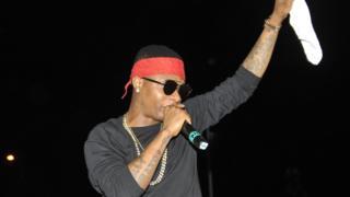 Wizkid in concert for Guinea