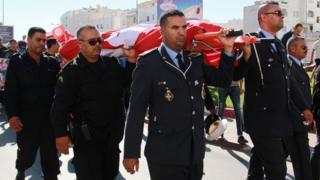 tunisie, loi pour protéger les forces de l'ordre, attaque contre les forces de l'ordre