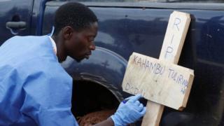 Ikiza ca Ebola muri Kongo kiraciganziye intara zibiri