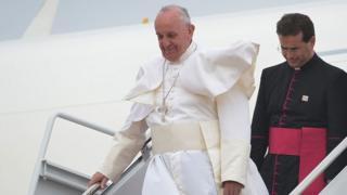 Папа и его английский переводчик