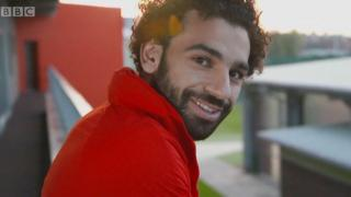 Ihiganwa rya BBC ry'umukinyi wa Afrika: Mohamed Salah