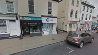 The Strand, Dawlish. Pic: Google