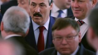 Фотография с заседания Госсовета РФ