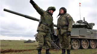 Минобороны России неоднократно сообщало об усилении войск на западных границах