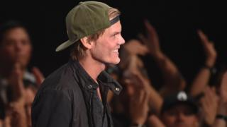 Avicii at the iHeartMusic Awards