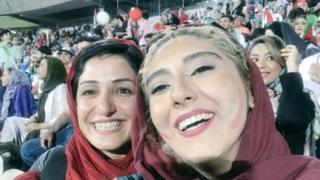 প্রায় ৪০ বছর পর ফুটবল স্টেডিয়ামে ইরানী নারীরা
