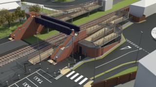 Wareham level crossing