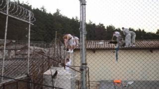 Guatemalan Prison