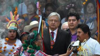 Inauguracija predsednika Obradora, 1.12.2018.