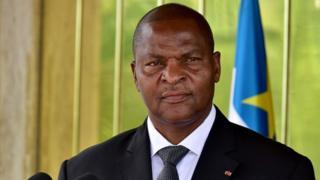 Le président Faustin-Archange Touadéra a de la peine à rétablir l'autorité de l'Etat dans certaines parties de la RCA.