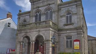 Central Methodist Church, Helston