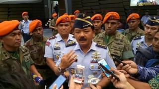 Marsekal Hadi Tjahjanto, calon panglima TNI