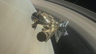 Cassini projesi