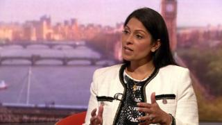 Brexit: 'Entire machinery of government' focused on a deal, says Patel