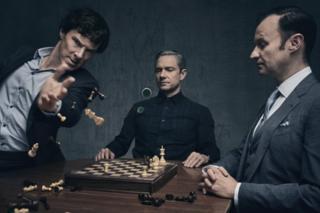 BBC'nin Sherlock dizisi Türkiye'de de çok seyrediliyor